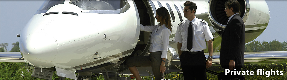 Private flights Argentina